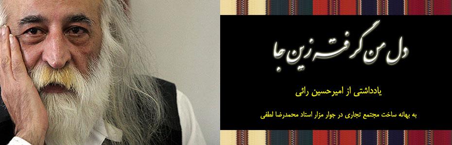 مجتبی راعی - محمدرضا لطفی