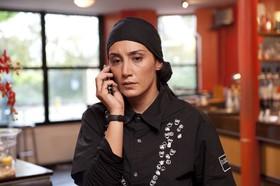 هدیه تهرانی فیلم سینمایی یک روز دیگر