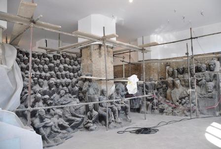 موزه استاد علی اکبرخان صنعتی