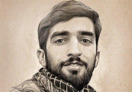 تندیس شهید حججی
